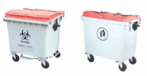 Medical Waste Bin 2